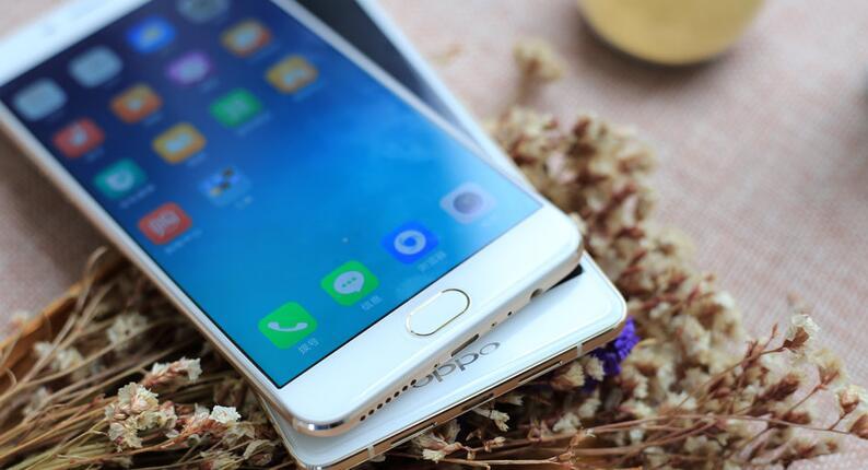 史上最牛美OPPO旗舰手机:OPPO R9 Plus高清图片赏析析