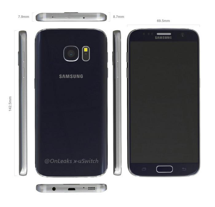 庆新年贺猪年,传三星三月开售Galaxy S7旗舰机