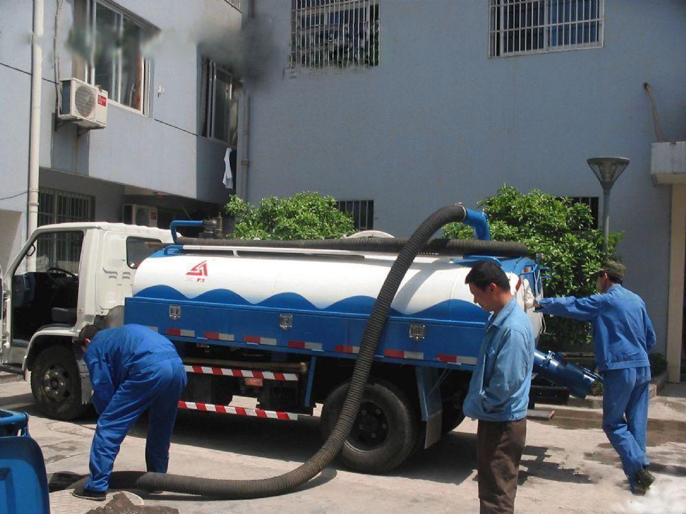 鄭州清理化糞池多少錢