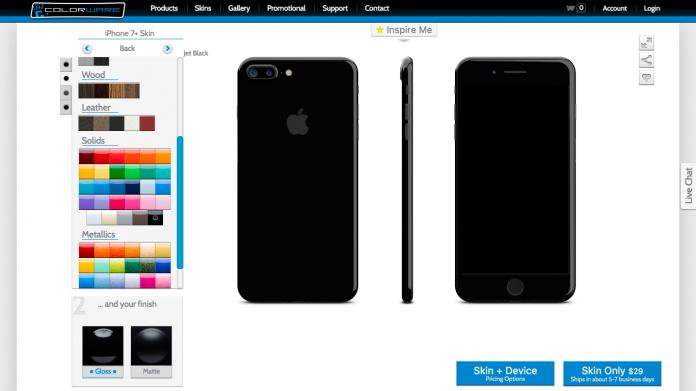 iPhone 7 的最佳搭档,亮黑套餐