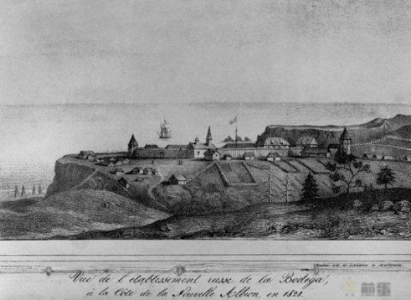俄国在加州的殖民地:一段被忘却的历史