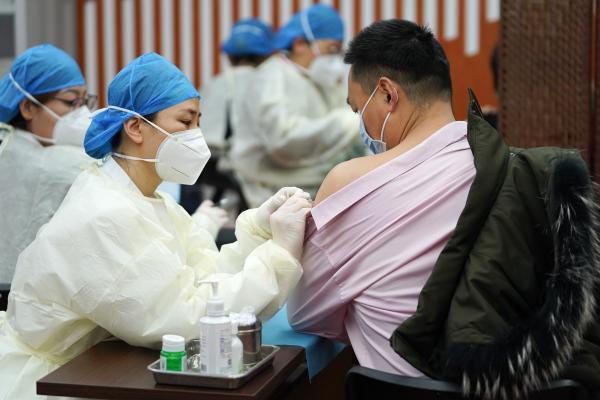 新冠病毒疫苗接種科普知識問答