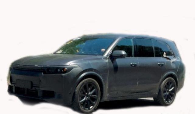 """尺寸比肩寶馬X7,理想第二款車X01曝光,""""蔚小理""""格局要洗牌?"""