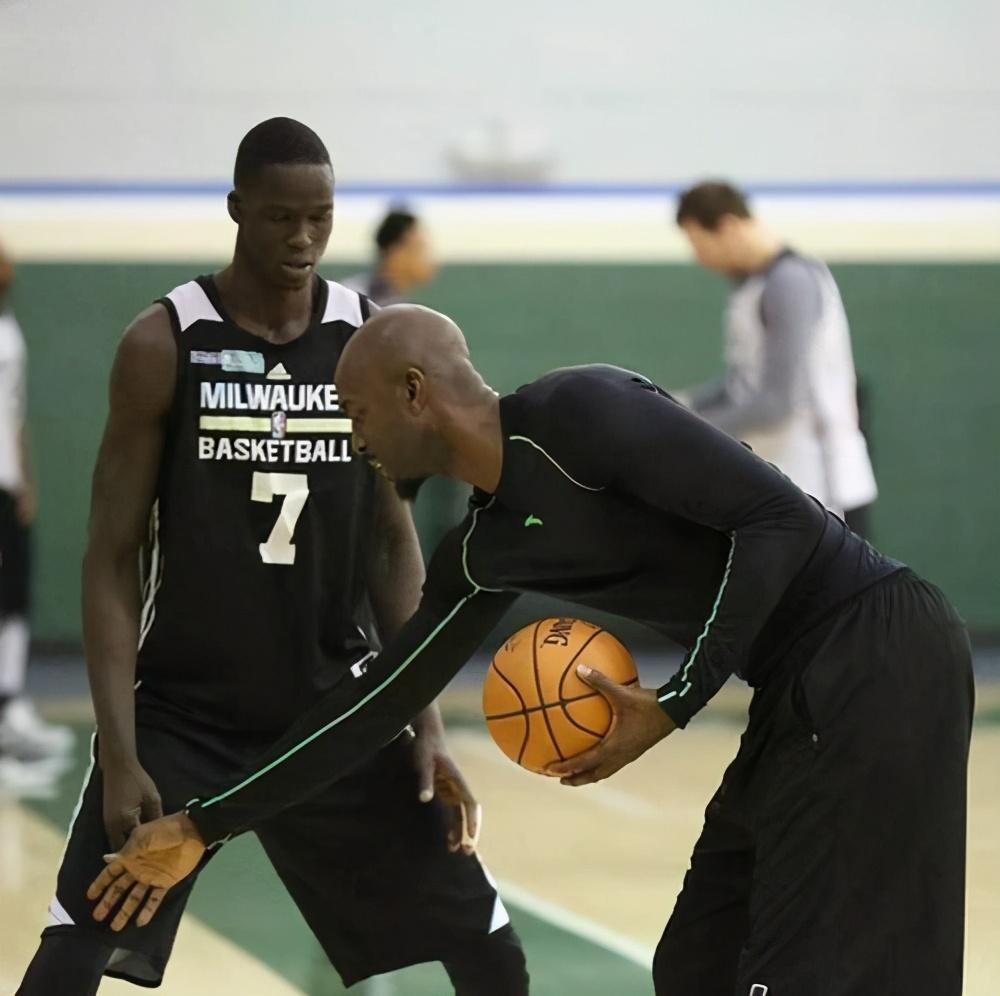 身高2米13,彈跳93cm!Garnett心中的MVP,他還能兌現天賦嗎?-籃球圈