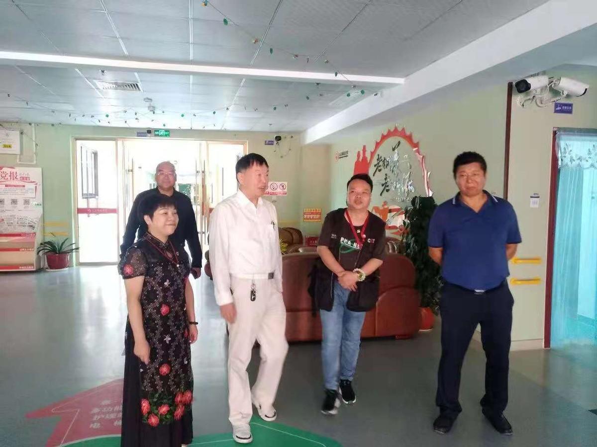 北京北国江城公益基金会与仙游县闽中红色文化促进会联袂关爱老人