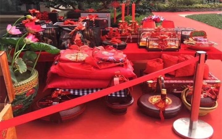 陕西汉中洋县嫁娶风俗:添箱和压箱了解一下