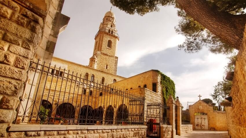 耶路撒冷成以色列最受海外游客欢迎的目的地