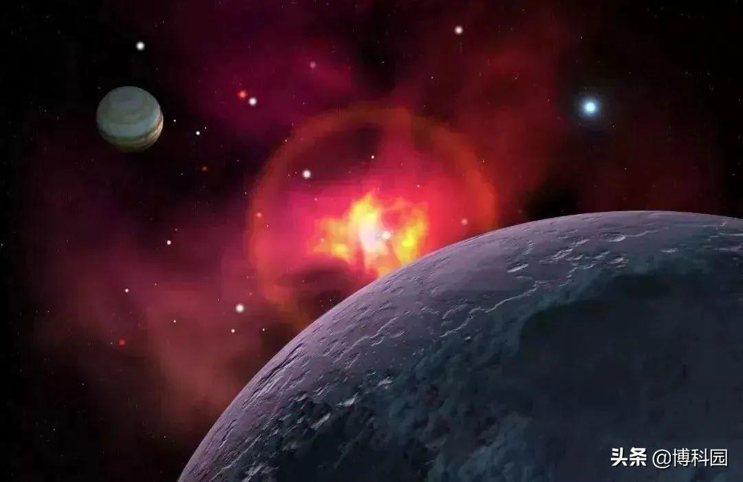 发现不仅系外行星上有水,而且卫星上也有,生命或许不止于地球