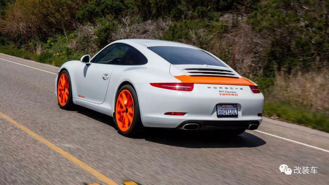 不仅将保时捷911改成混合动力就连经典宝马E30也移植特斯拉总成