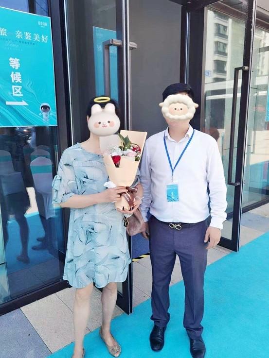 翡翠尚居-华宇南京首子迎来交付 美好如约幸福一生