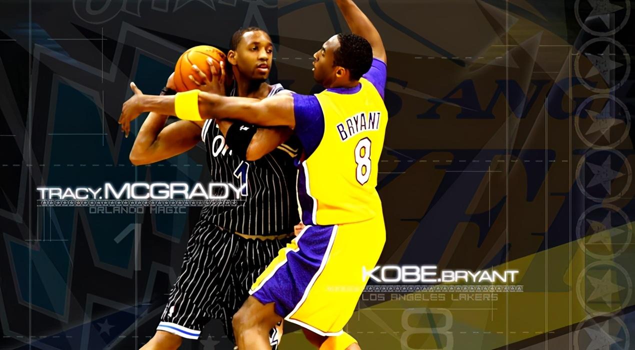 Kobe和McGrady組隊效果如何,Leonard和喬治給出答案,前者是後者的升級版?
