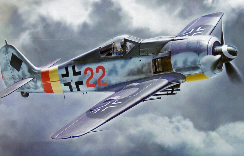 最让前苏联头痛的是哪种第再度世界对决德军作战机?是称为屠夫之鸟的FW190
