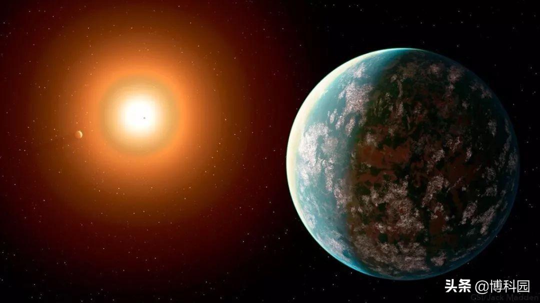 在闪耀的恒星周围,探寻生命的气息,是否有可能?