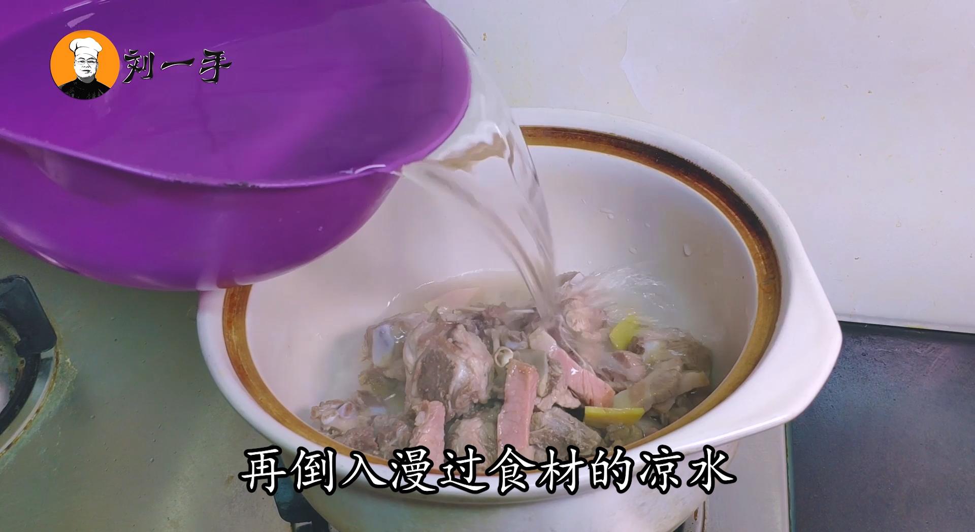 """上海特色菜""""腌笃鲜""""的正确做法,咸香鲜美 苏菜 第6张"""