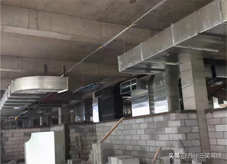 不锈钢螺旋风管出现锈蚀的原因及解决方法