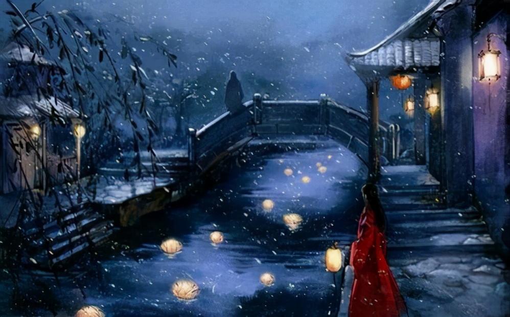 白居易、姜夔、陆游都在晚年思念初恋,谁的情和诗触动了你-第4张图片-诗句网