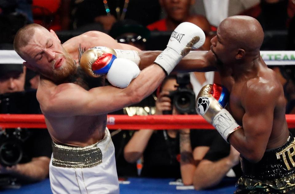 UFC名宿:嘴炮很有拳击天赋,111-81进攻命中率超帕奎奥