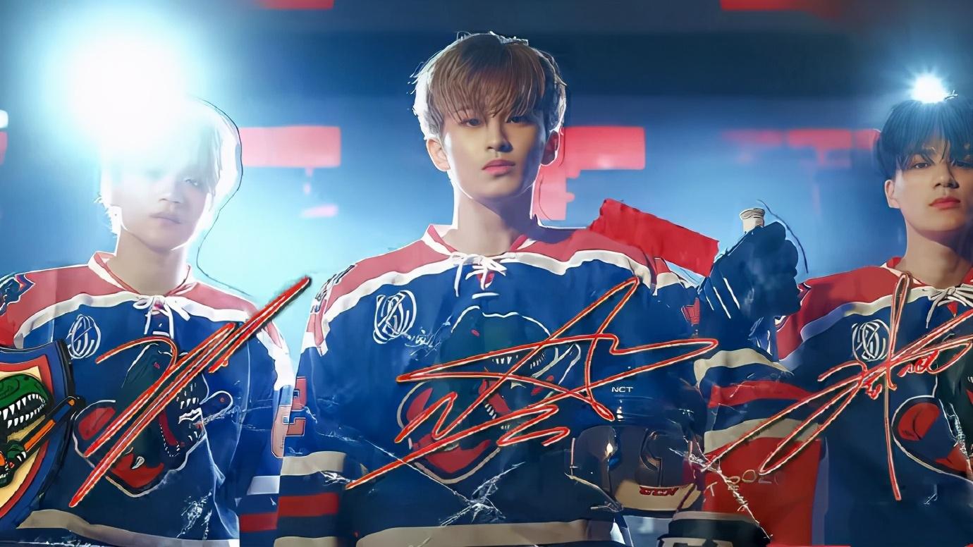 NCT将回归,韩网友称看到帅哥心潮澎湃了,他的预告照被热议