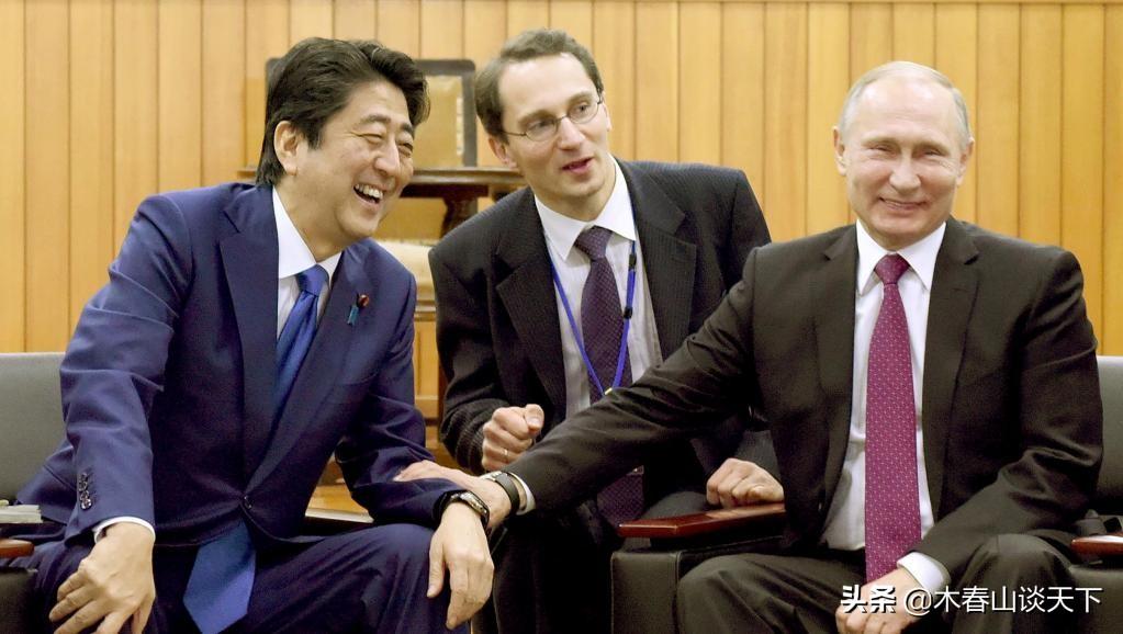 俄罗斯始终是日本心病!离任前安倍第二个电话打给普京