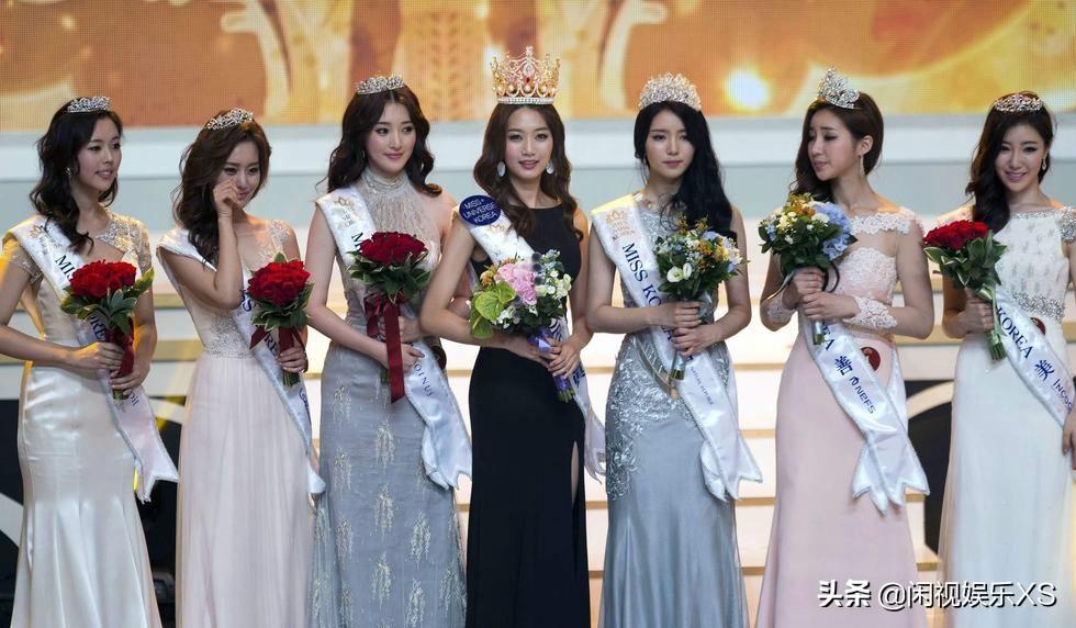 """比赛被要求""""素颜+正装"""",这届的韩国小姐冠军会有多好看?"""
