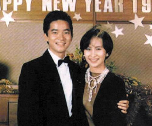 何超琼为什么没跟陈百强在一起 而是嫁给了许晋亨?