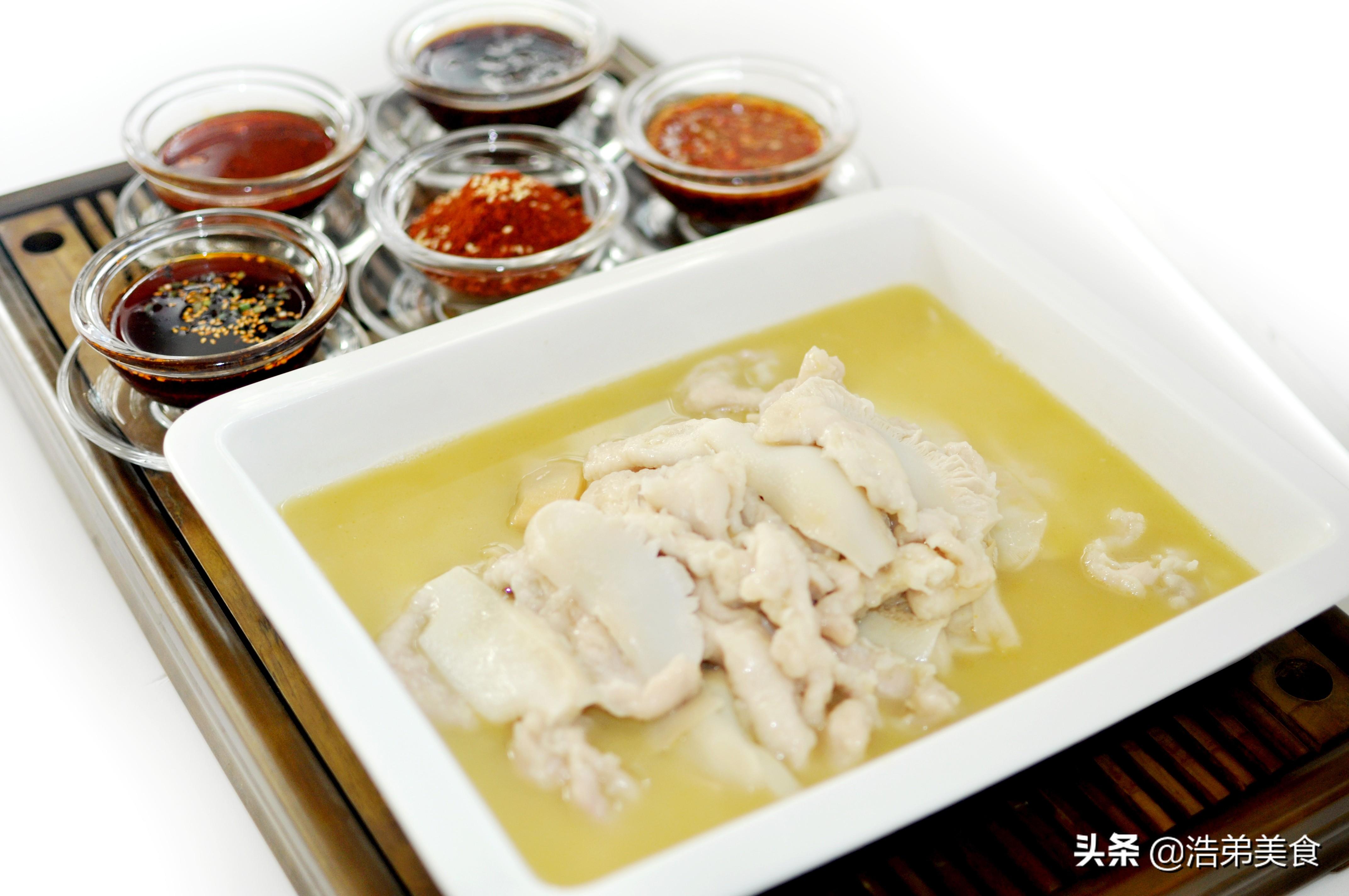 """厨师长分享:""""粤菜100道"""",其中还有10大广东名菜 粤菜菜谱 第20张"""