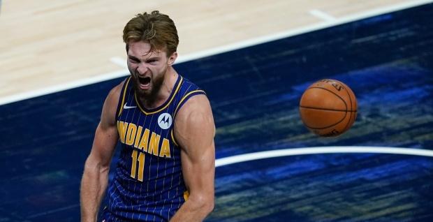 NBA直播:湖人vs步行者,詹姆斯划水为主,湖人内线要被锤爆
