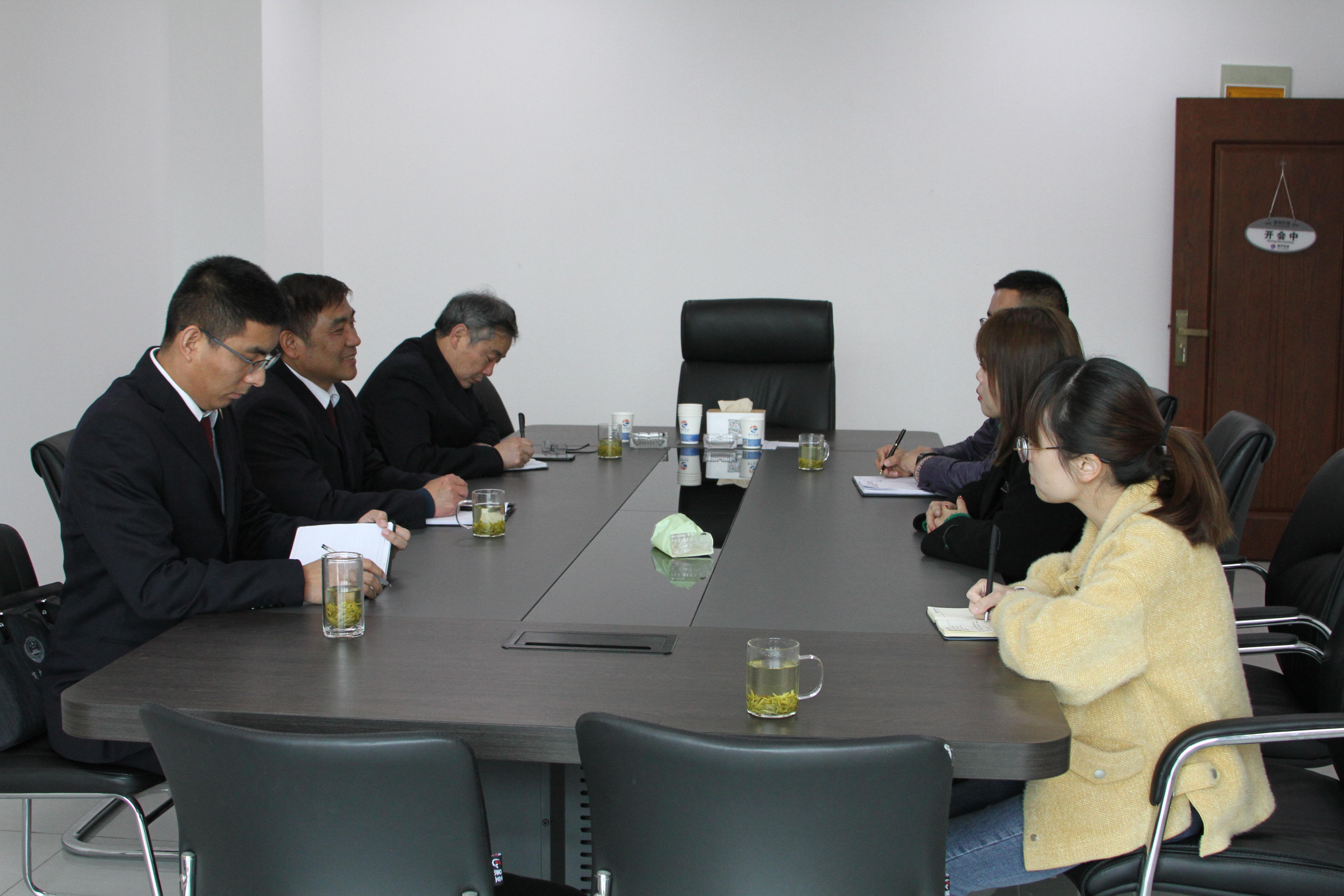 商南县检察院走访民营企业,助力民营经济发展