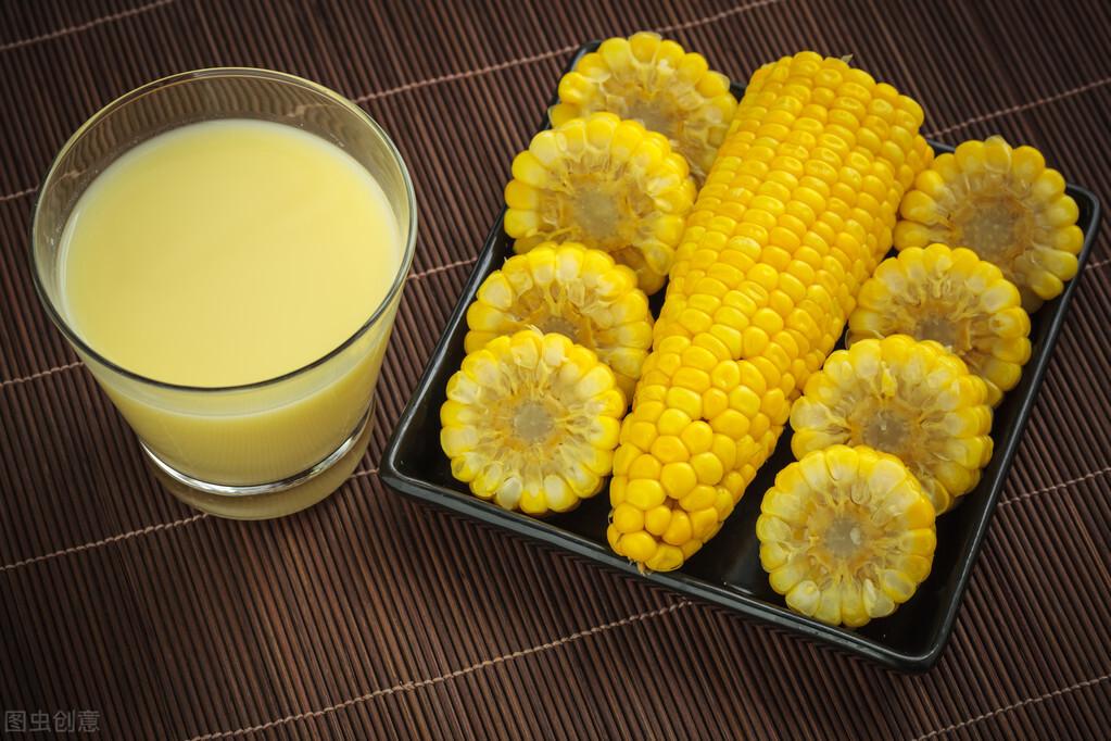 为啥饭馆的玉米汁那么好喝?记许多放2味料,口感丝滑喷鼻味浓郁