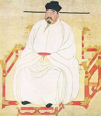 """赵匡胤""""最有威望""""的皇帝"""