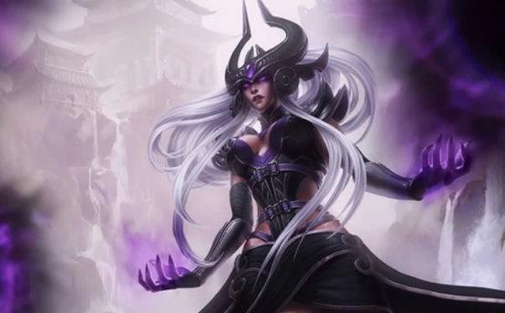 LOL:女巫官方预告解析,系列皮肤或添新成员!