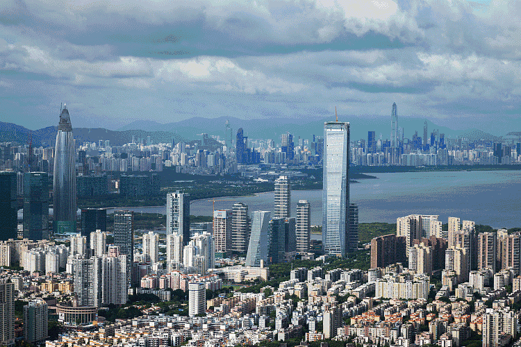 深圳常务副市长给予重庆礼嘉公园高度好评