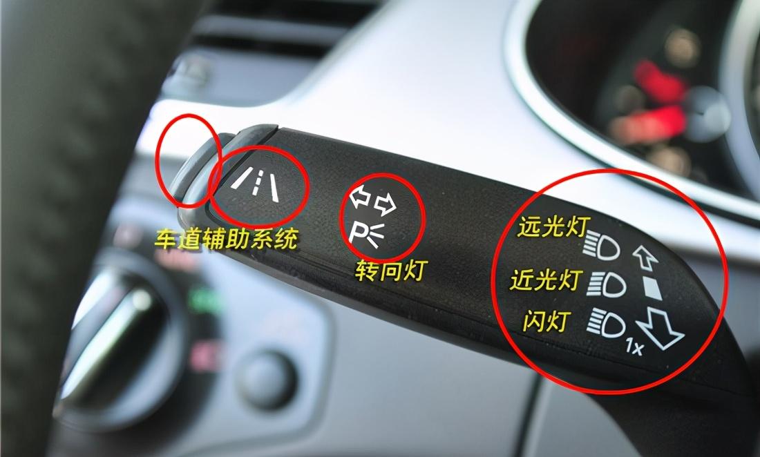 车内功能键大家都知道吗?