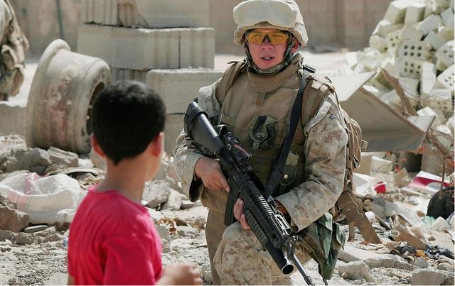 """不能让""""洗衣粉事件""""重演!美国正式通过:废除伊拉克战争法"""