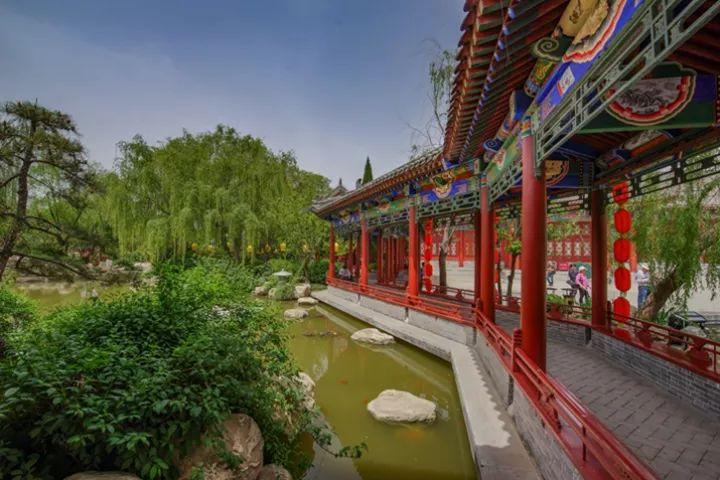 西安华清宫(华清池)旅游景区:回味一段流传千年的爱情绝唱