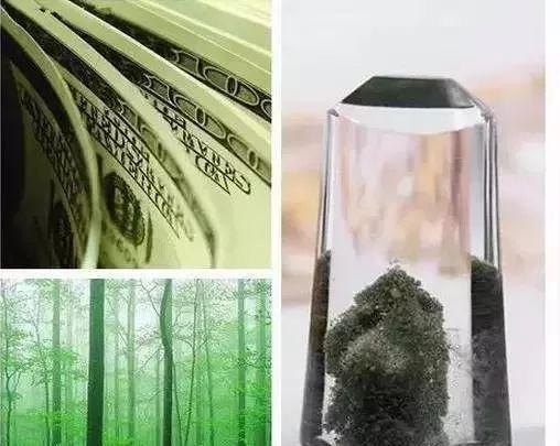 绿幽灵的常见八种形态,带你认识最贵的财神水晶