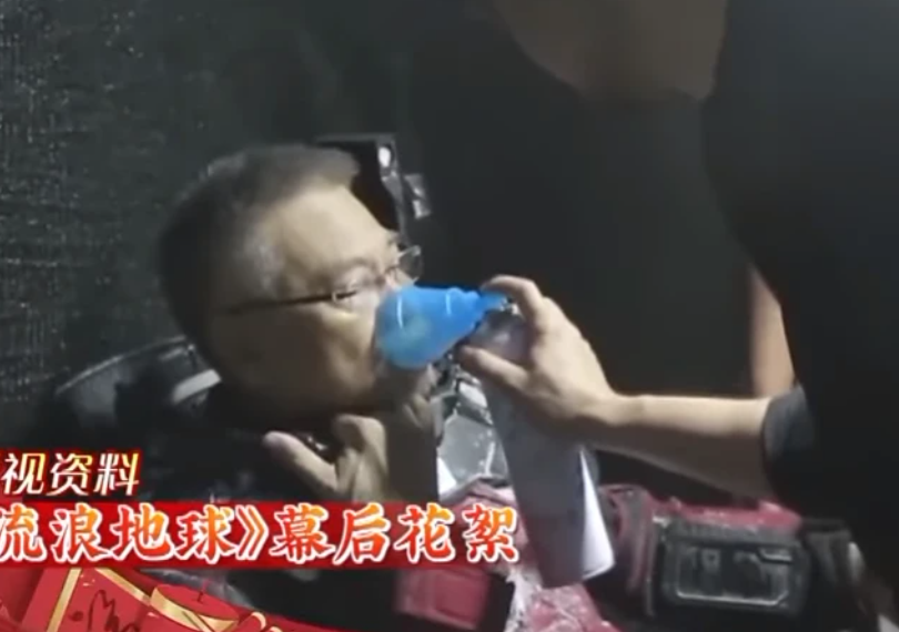 入院的吴孟达3病缠身,曾因病被吓过3次,遗嘱6年前已立好