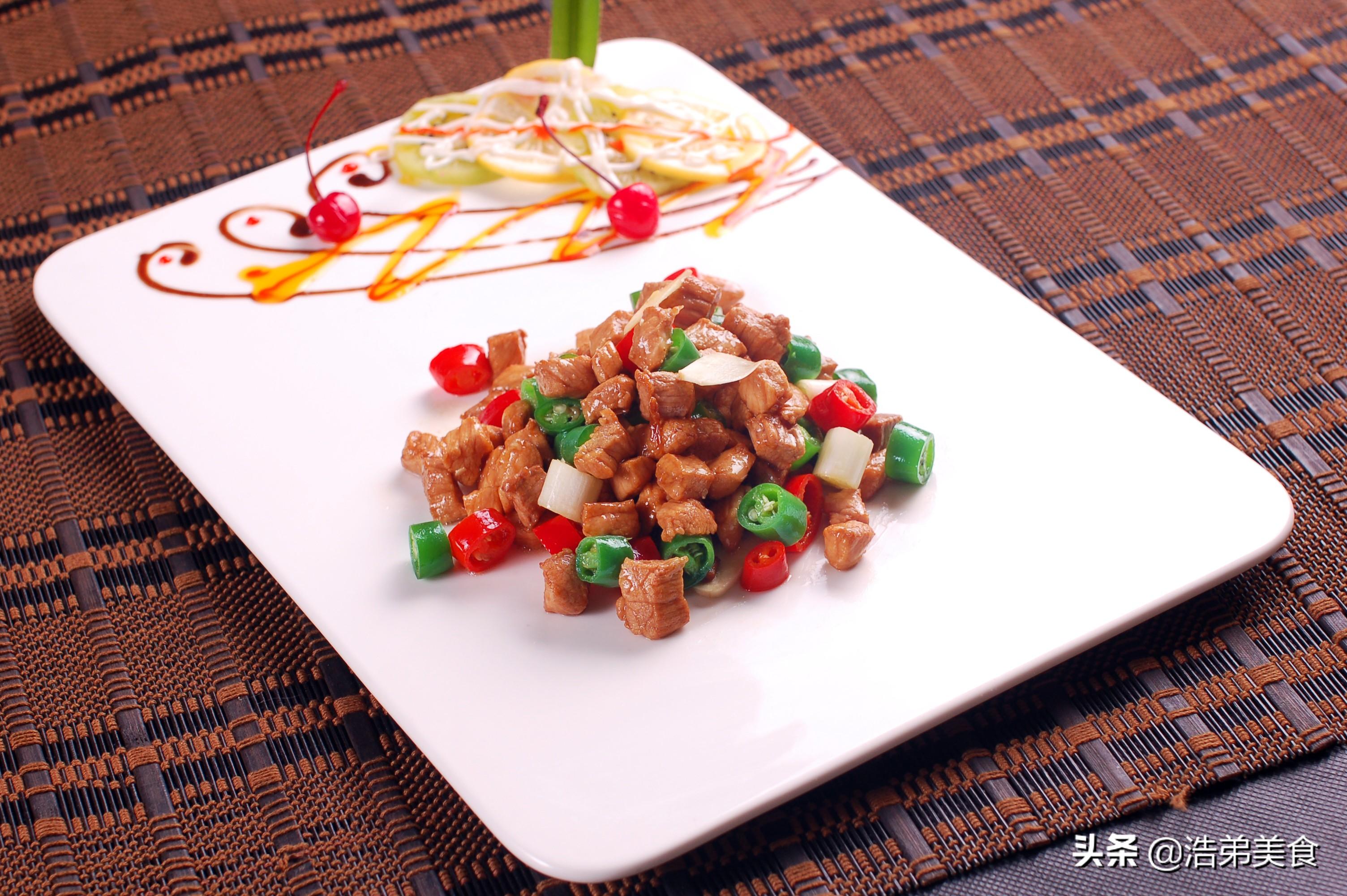 """厨师长分享:""""粤菜100道"""",其中还有10大广东名菜 粤菜菜谱 第9张"""