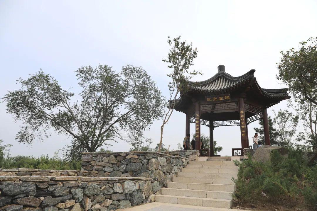 海淀又一波公园建成,免费开放!