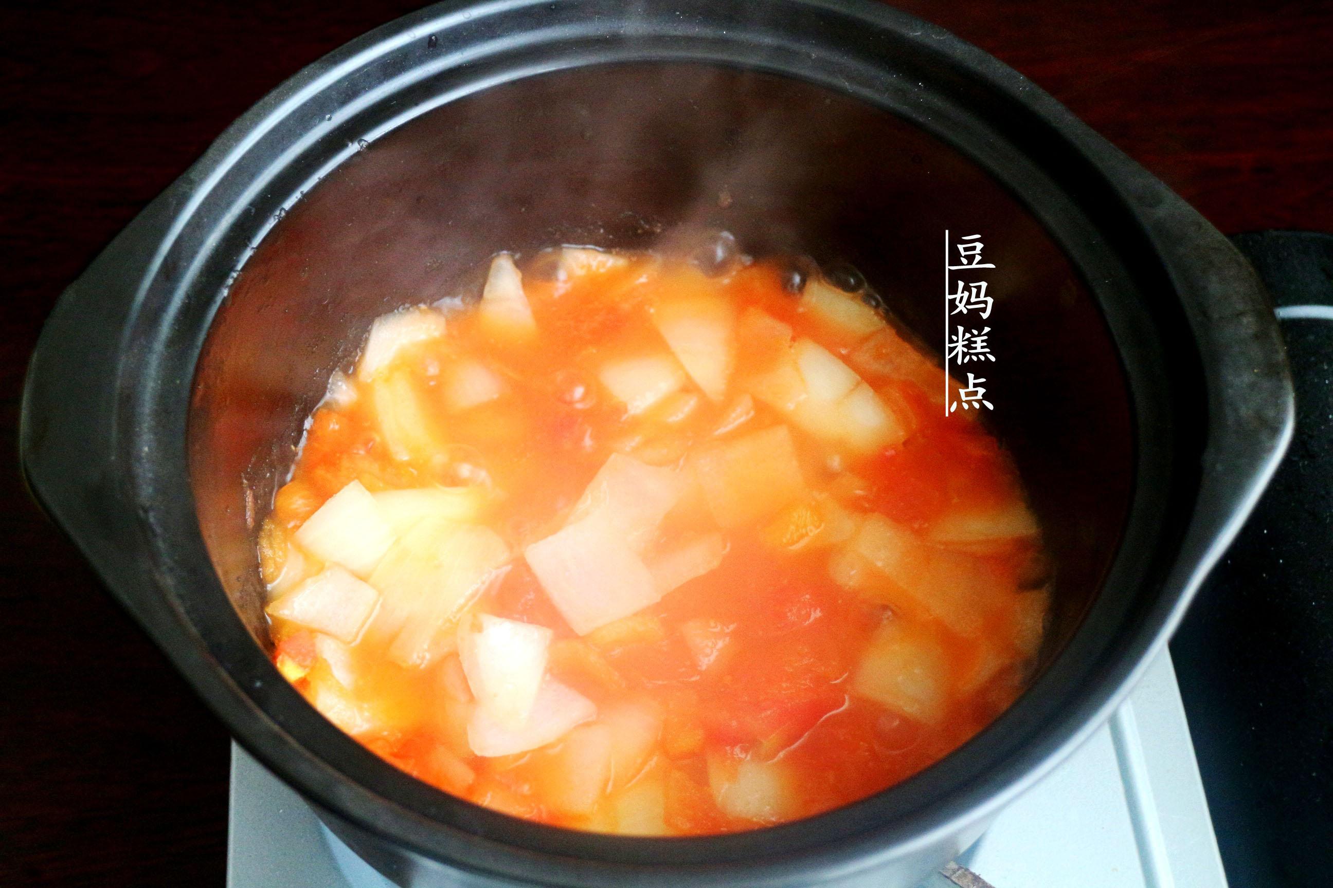 学做瘦身蔬菜汤,健康瘦身,营养不缺 减肥菜谱 第4张