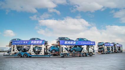 吉利汽车1-7月销量72.95万辆 同比增长15%