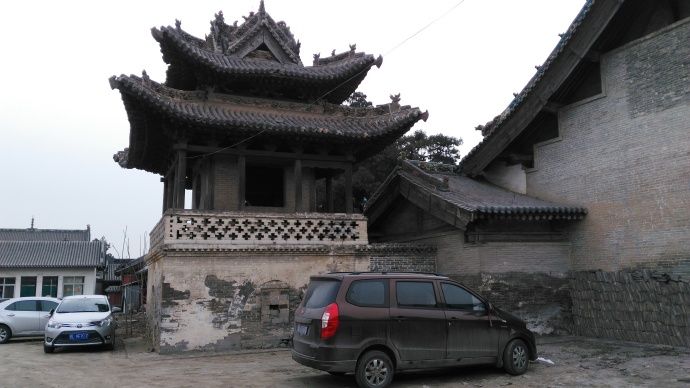 山西省襄汾县,襄陵汾城合并得名,底蕴深厚,全国重点文物众多