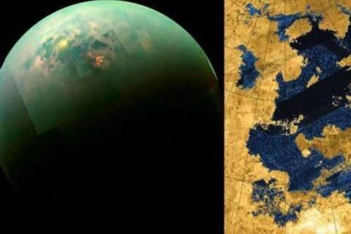 土星的卫星土卫六大气中含有一种奇怪的有机化学物质-第2张图片-IT新视野