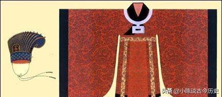 宋代士大夫阶层的服装,官服颜色划分等级