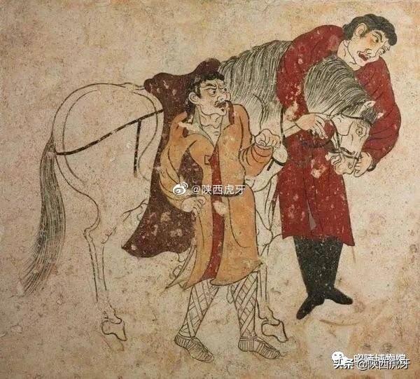 昭陵陪葬人物~唐太宗韦贵妃