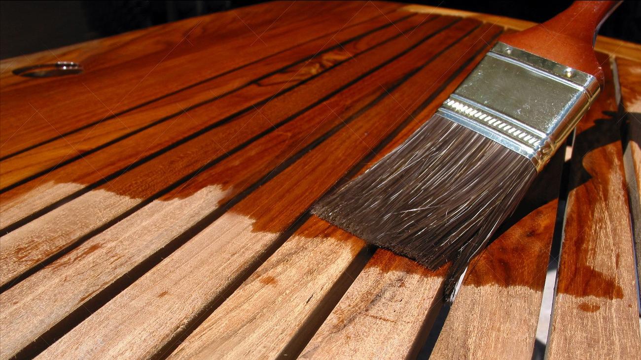 新中式装修之木蜡油施工工艺