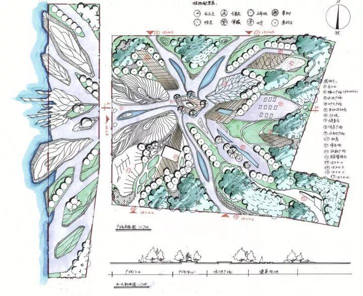 有思路不迷路,最全景观方案设计思路,来一波