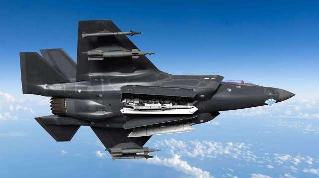 F-35战无不胜?特朗普:F-35是隐身战机,肉眼看不见的那种