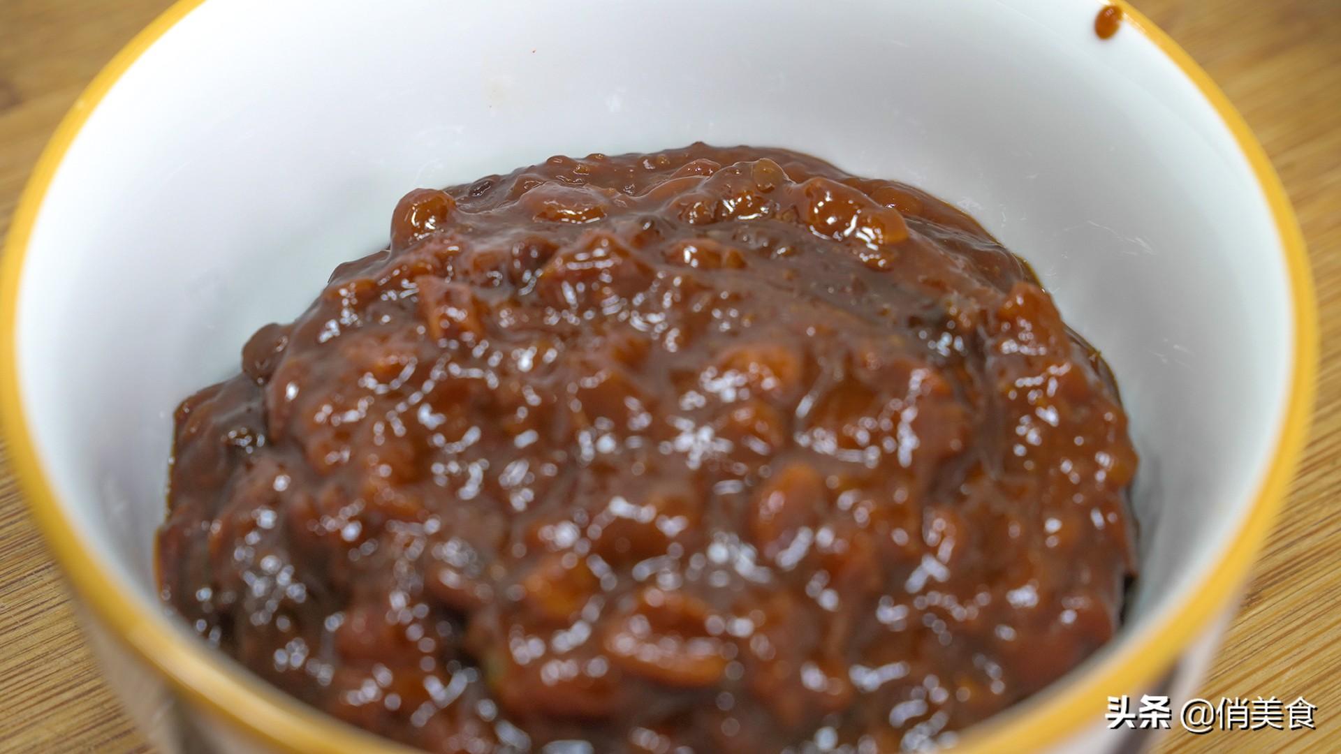 10分钟做锅万能酱,适合各种饼类、海鲜、烧烤、比老干妈好吃多了