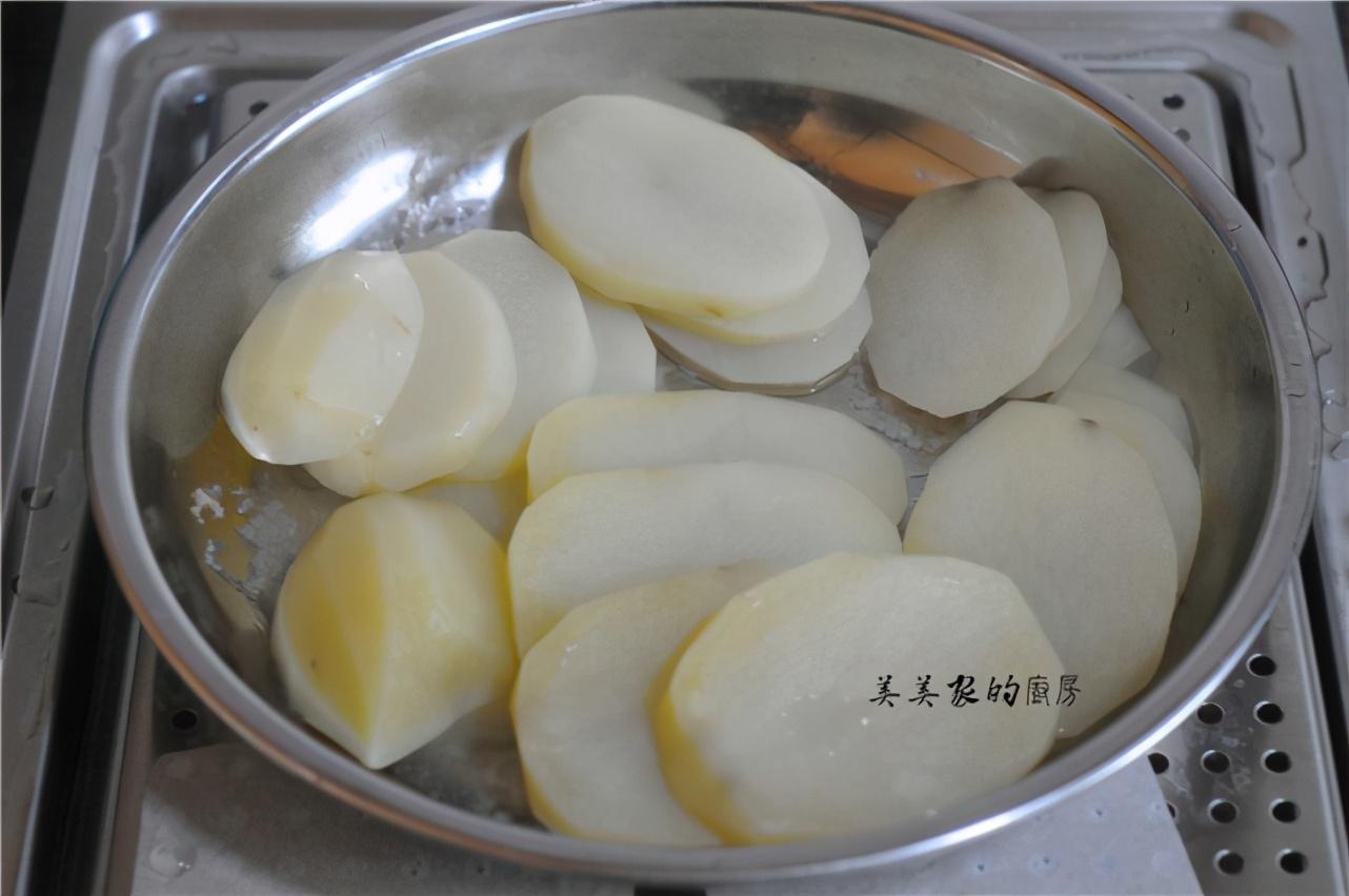 土豆炒著吃! 難怪你會越吃越胖! 換個做法幾分鐘搞定,減脂必備